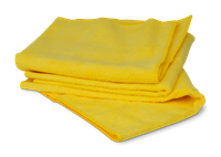 Invisible Glass Lint Free Microfiber Towels