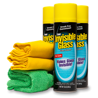 Invisible Glass Glass & Window Cleaning Kit