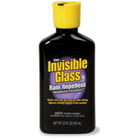 Invisible Glass Rain Repellent Treatment