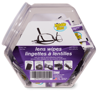Invisible Glass Electronics and Lens Wipes