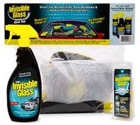 Invisible Glass Auto Window Cleaning Kit