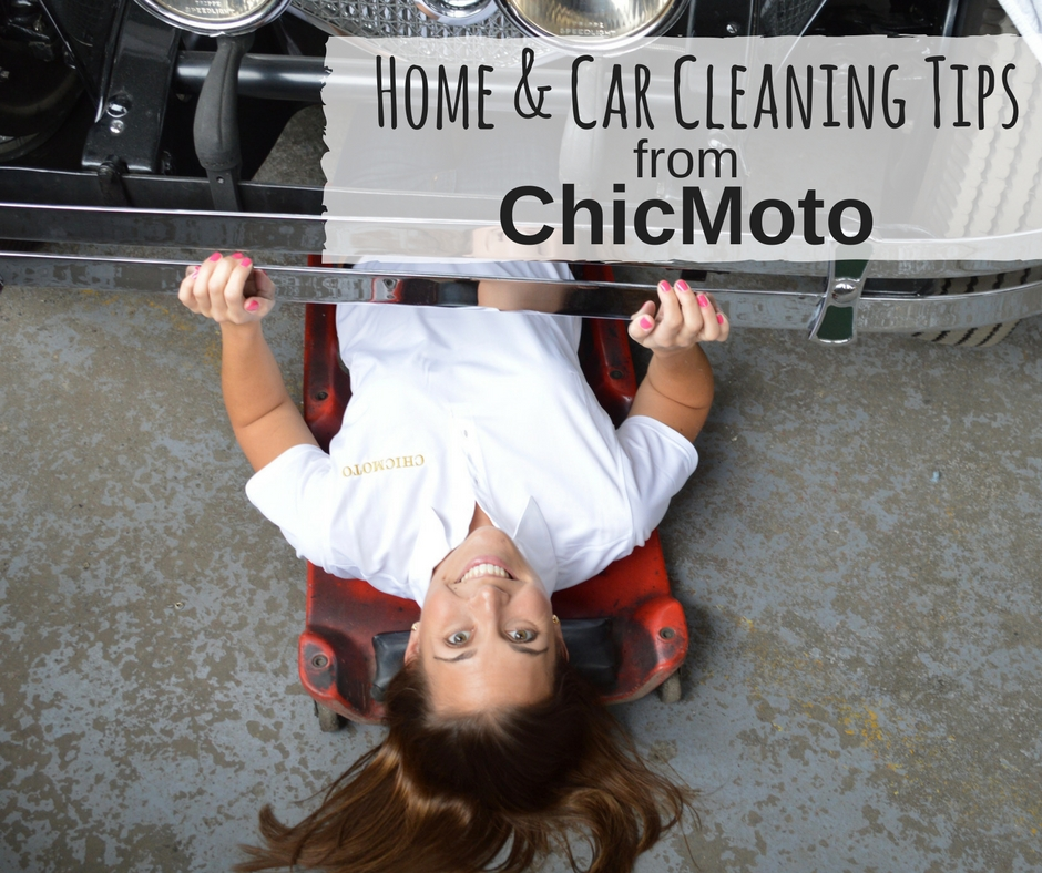 Car Cleaning Tips from ChicMoto